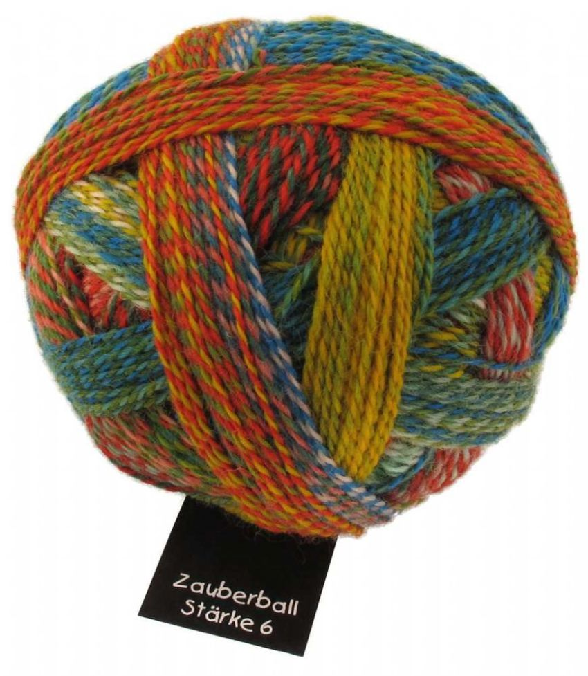 Schoppel-Wolle ZAUBERBALL 6-ply Parrot 1701